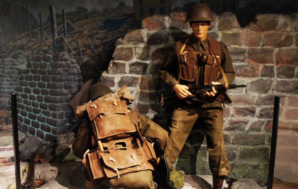 North Shore Regiment, D-Day