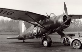 The Lysander had excellen…